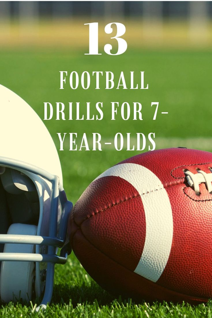 13 football drills for 7yearolds football drills