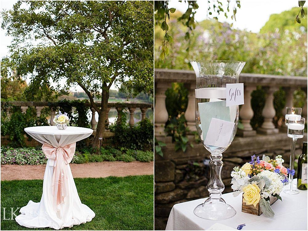 This Chicago Botanic Garden wedding was all things stylish