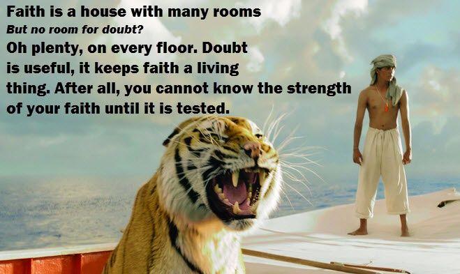 Life Of Pi Doubt - Google'da Ara