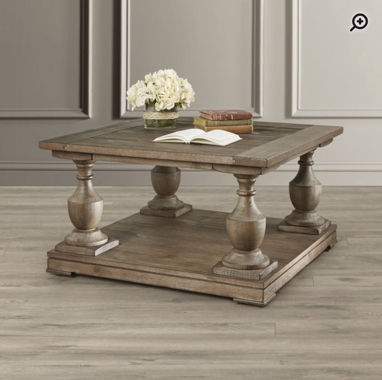 Cottage Style Coffee Table Cool Coffee Tables Coffee Table Square Coffee Table [ 1236 x 1242 Pixel ]