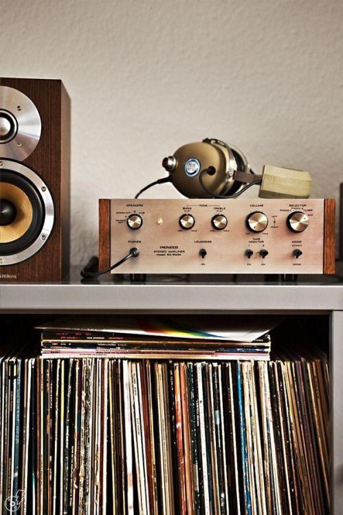 Sound System Images Vinyl Hifi Record Player