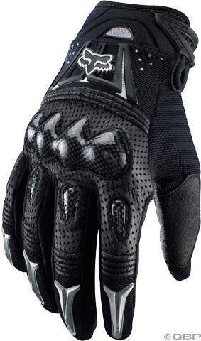 Fox Racing Bomber Full Finger Glove Mountain Bike Gloves Motorcycle Gloves Dirt Bike Gear