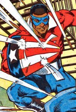 battlestar marvel | Battlestar (Lemar Hoskins) (Comic Book Character) | Marvel comic book characters, Comic book characters, Female superheroes and villains