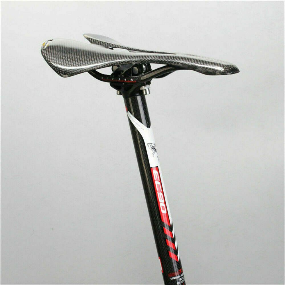 EC90 27.2//30.8//31.6*350//400mm Seatpost Cycling Seat post MTB Road Bike Saddle