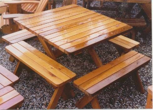 Pleasant 31 Alluring Picnic Table Ideas Picnic Tables By Elle Beutiful Home Inspiration Aditmahrainfo