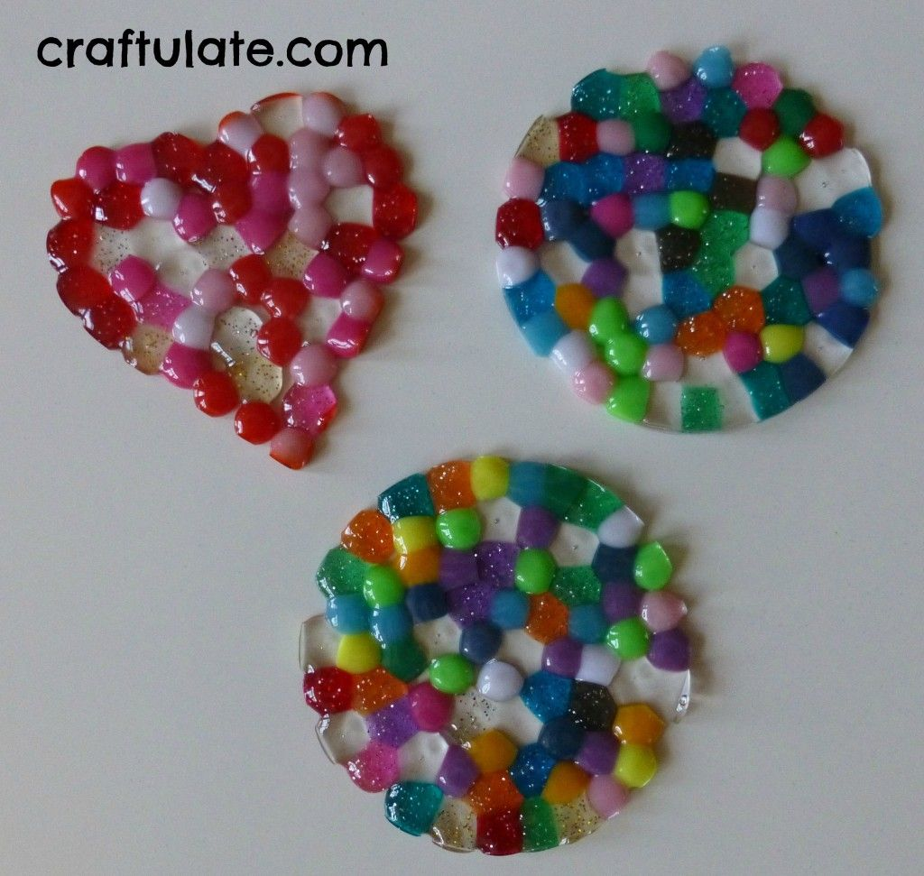 Kid Craft Beads: A Fun Craft For Kids To Make And