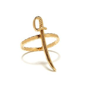 Sword Ring, $48, now featured on Fab.