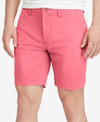 Short Stretch Coupe Classique - Polo Ralph Lauren Rouge GBAgzMgv