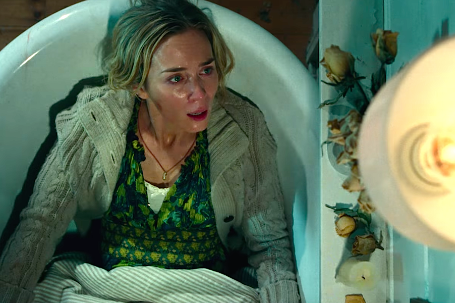 A QUIET PLACE - A Thriller and Horror Movie in Showbox Apk | Best