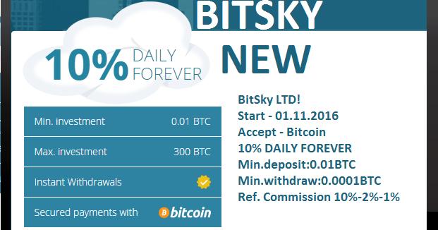buy bitcoin no minimum deposit