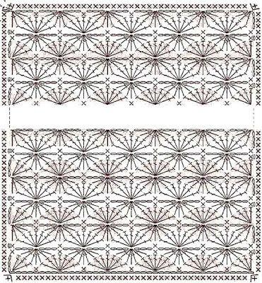 Mantitas para bebe tejidas a crochet ~ Solountip.com | muestra de ...