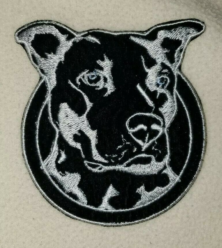 "I Love my Poodle 3.5/"" Embroidered Iron or Sew-on Patch"