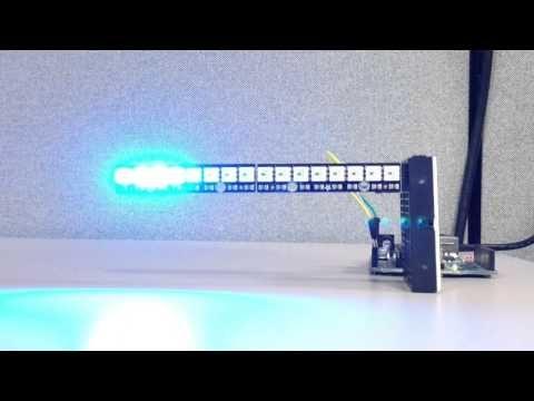 Trinket NeoPixel Police Lights - YouTube | mazen | Police lights