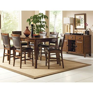 Vantage Counter Height Dining Set 8 Pc Sam S Club Just What I