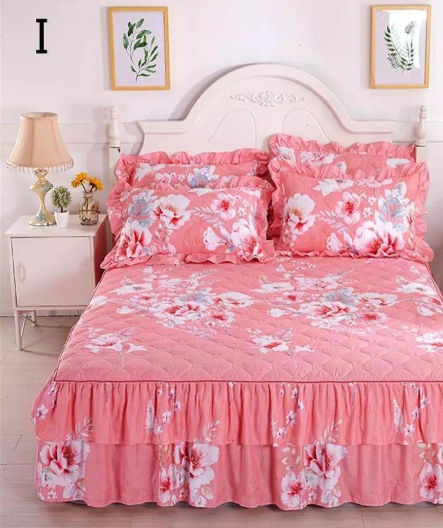 Portofino Roses Bedroom Curtain Panels Set New Girls Teen Home Decor by Intima