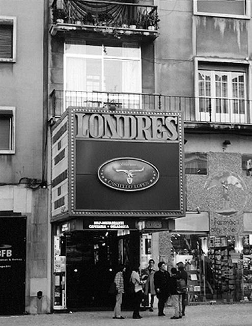 Cinema Londres, Lisbon, Portugal.