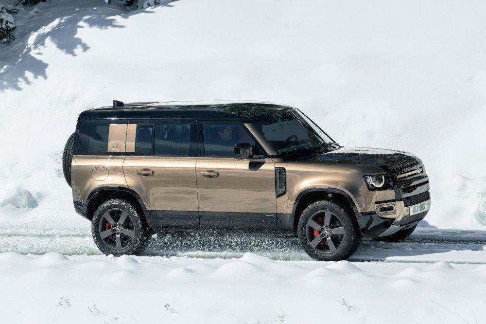 Le nouveau Land Rover Defender 2020 la renaissance d'une