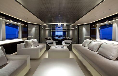 Innenarchitektur Yacht m y satori heesen yachts interior design by remi tessier