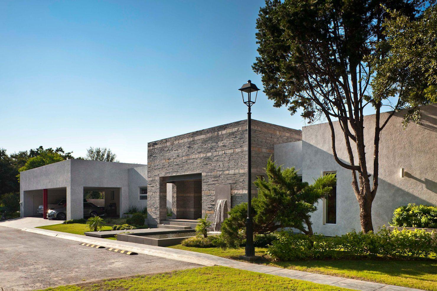 10 Casas De Una Sola Planta Espectaculares Homify Casas En Planta Baja Casas De Un Piso Casas