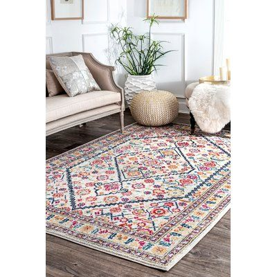Bungalow Rose Perryville Off White Area Rug Rugs Usa Area Rugs