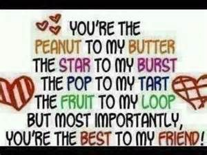 To My Best Friend Ever But More Like The Sister I Never Had Ava