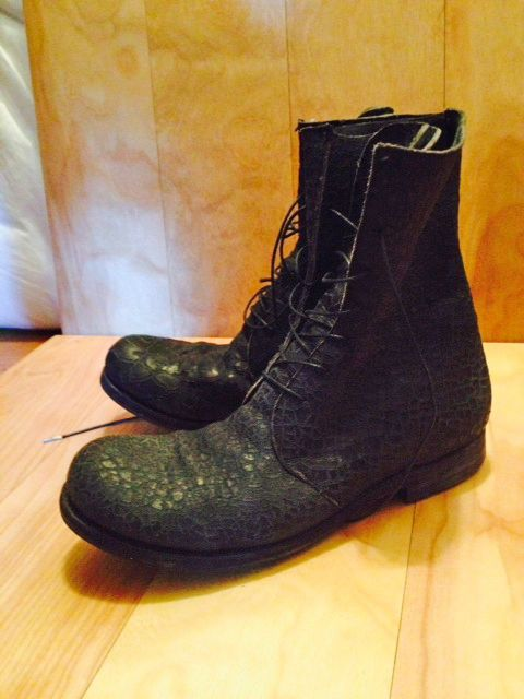 lace-up boots - Grey A Diciannoveventitre / Augusta mURb4
