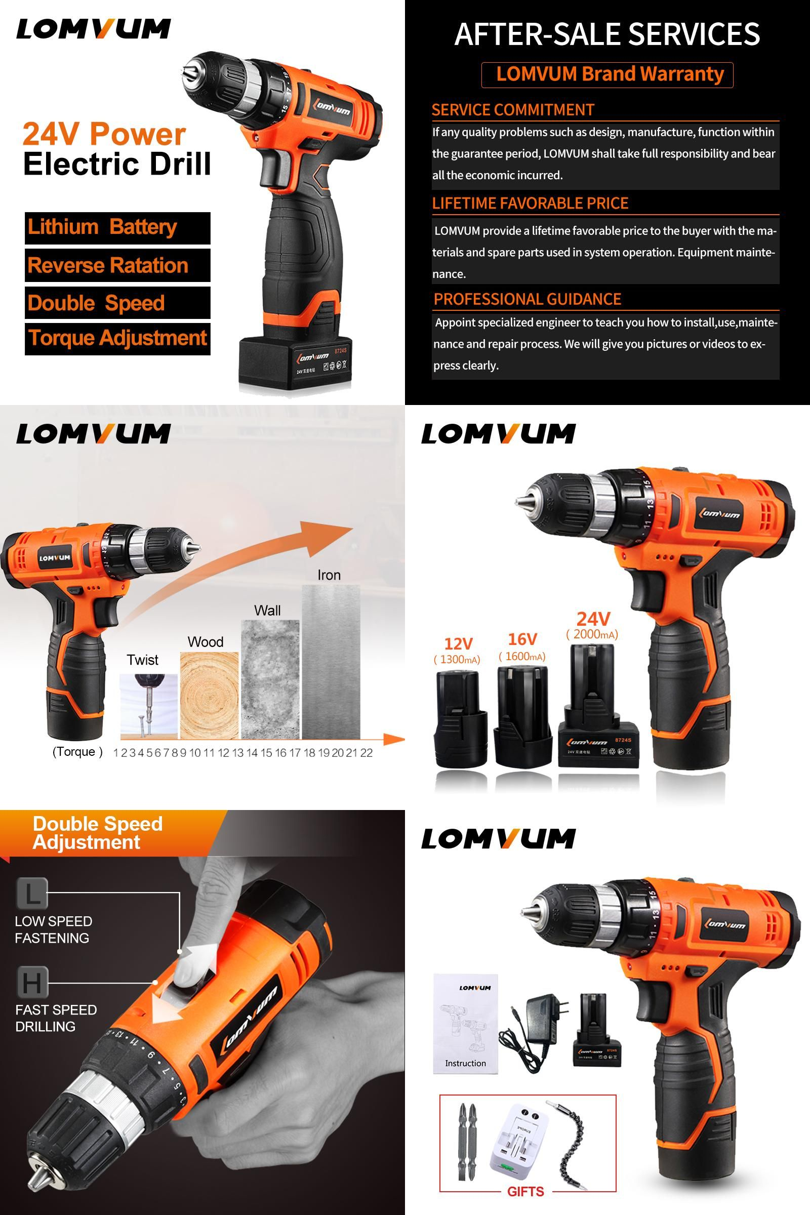Visit To Buy 12v Mini Drill Press Electric Screwdriver Battery Packs Cordless Drill Lithium Rechargeable Battery Sc Screw Guns Electric Drill Drill
