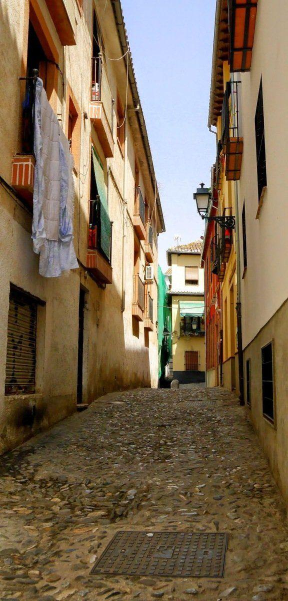 GRANADA Studentenstadt mit maurischem Ambiente Granada