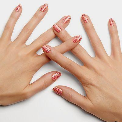 pinkevsiriyabezzubenkoa on nails  nails design with
