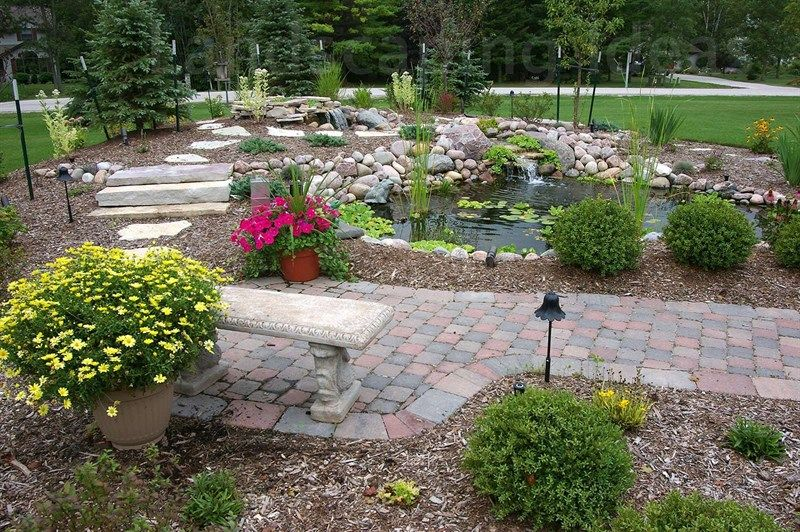 90 S Style Landscaping News Landscape Outdoor Decor Patio