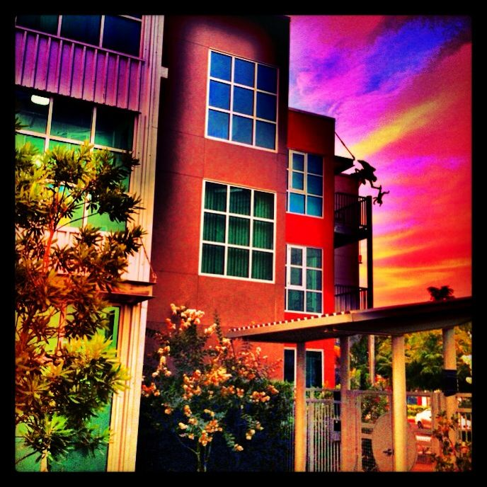 Apartments In Downtown: Cool Photo Of The Iron Bird Loft Apartments In Downtown