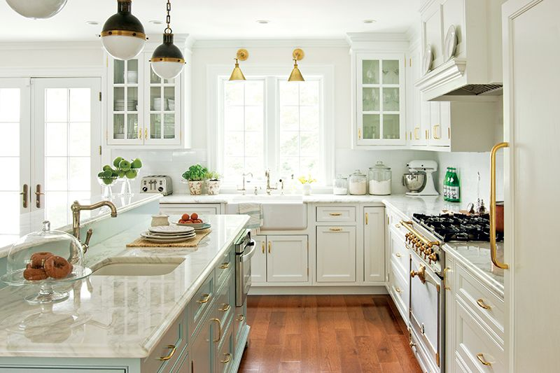 7 Westchester Kitchens To Covet (And Copy) - Westchester Magazine ...