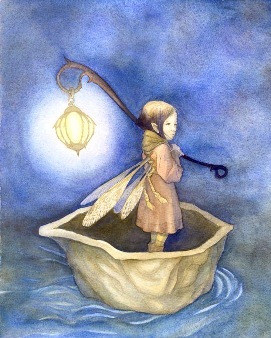 ♥ illustration Erika Taguchi