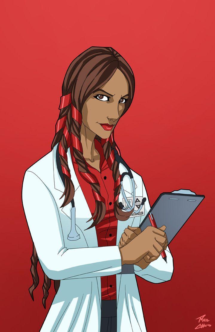 Dr. Alyce Sinner by phil-cho on DeviantArt