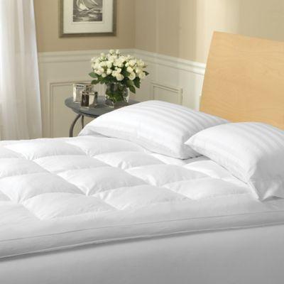 bed bath beyond mattress topper 2 Inch Featherbed Mattress Topper   BedBathandBeyond.| home  bed bath beyond mattress topper