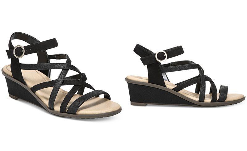 e4ecdd066ef Dr. Scholl s Gemini Wedge Sandals - Sandals - Shoes - Macy s