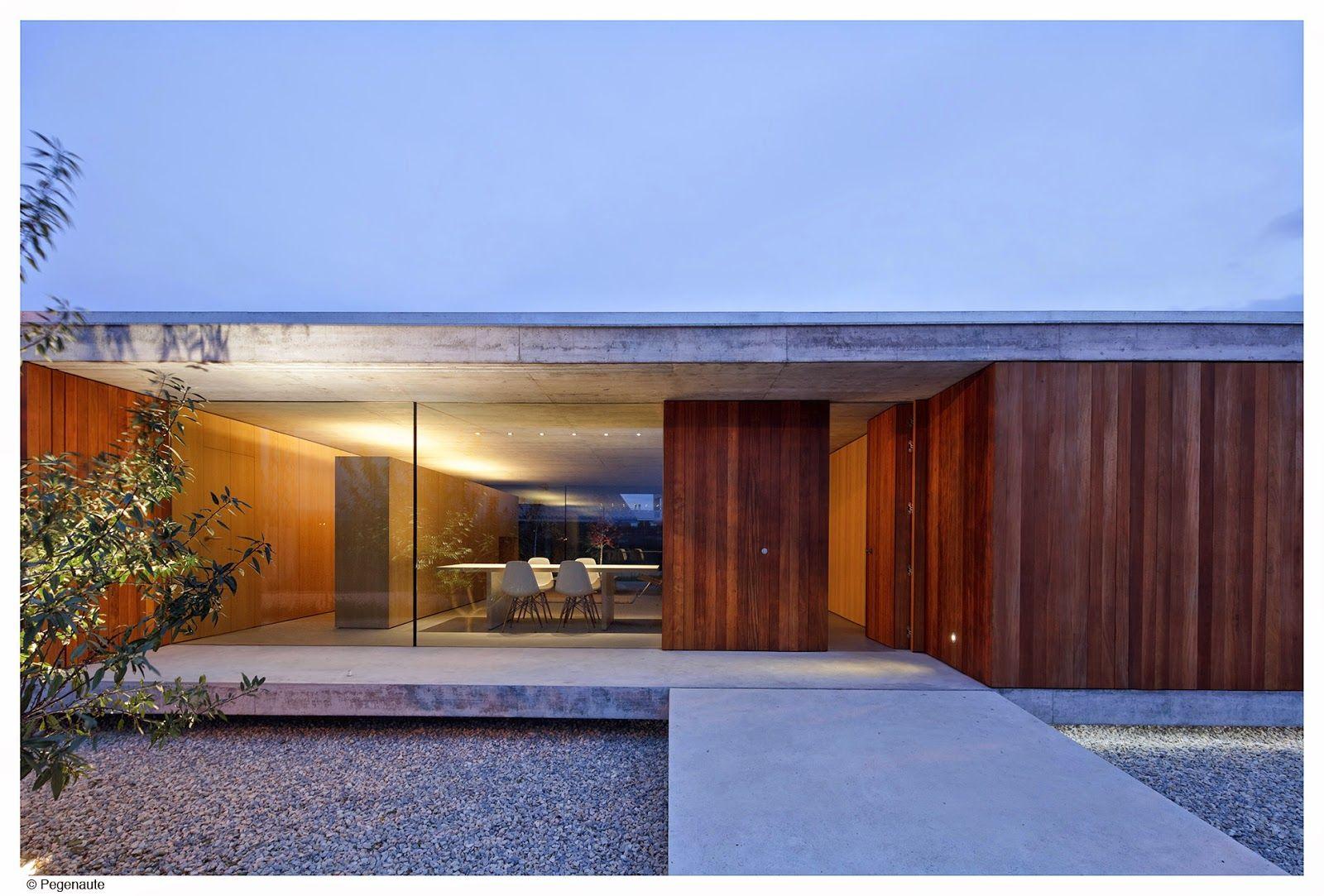 arquitectura zona cero: TRAS EL CRISTAL / VIVIENDA ... - photo#37