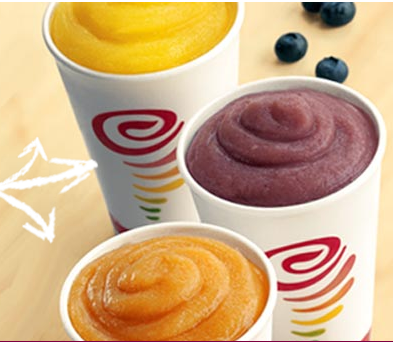 AMORRIS: Jamba Juice Recipes = Deliciousness I'm seriously on a smoothie kick.  I need to watch the carbs, but what a nice treat!