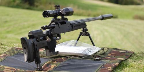 Unique Alpine TPG-1 | Small rifles | Guns