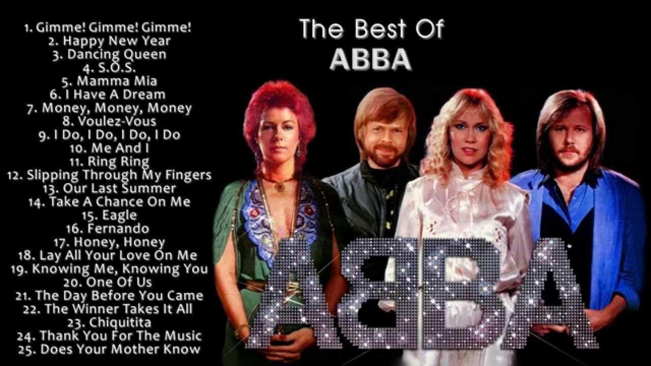 Best songs Of ABBA ABBA's Greatest Hits (Full Album
