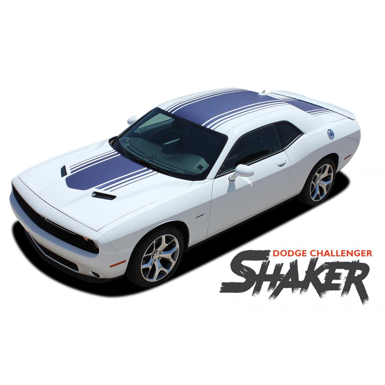 dodge challenger shaker factory oem shaker style hood roof trunk