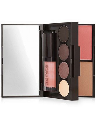 Laura Mercier Colour-To-Go Portable Palette for Eyes, Cheeks & Lips - Natural Nude - Gifts & Value Sets - Beauty - Macy's