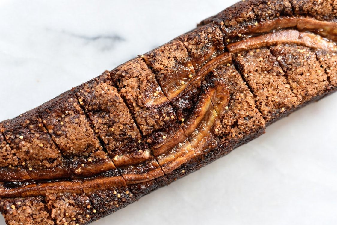 This Banana Bread Is the Golden Standard of Baked Goods
