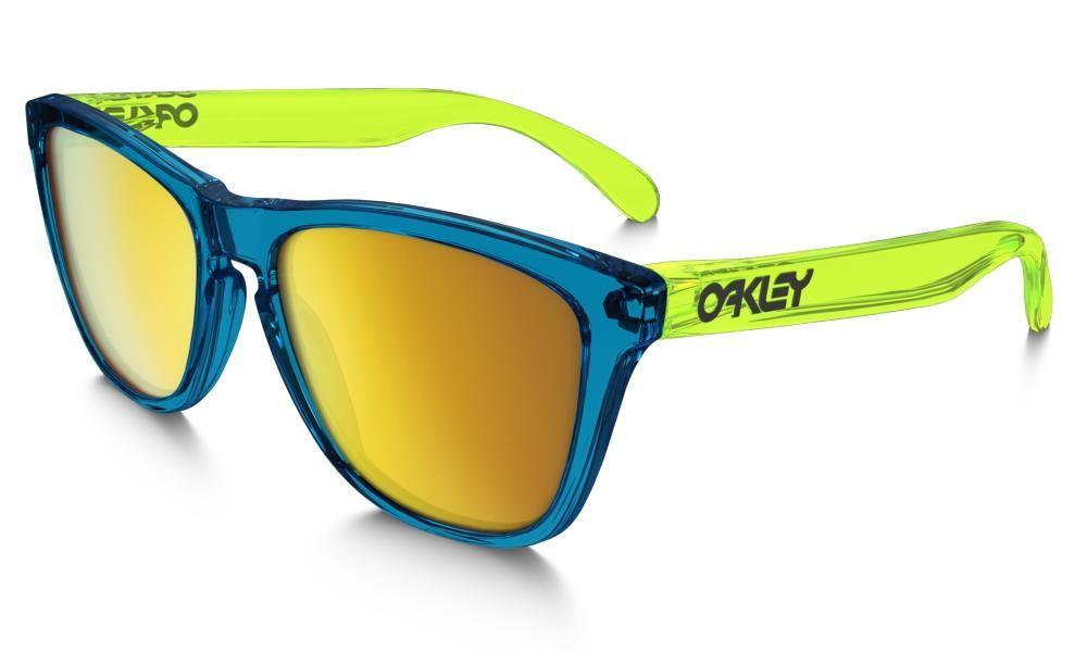 e61fb24122 Oakley Custom Frogskins