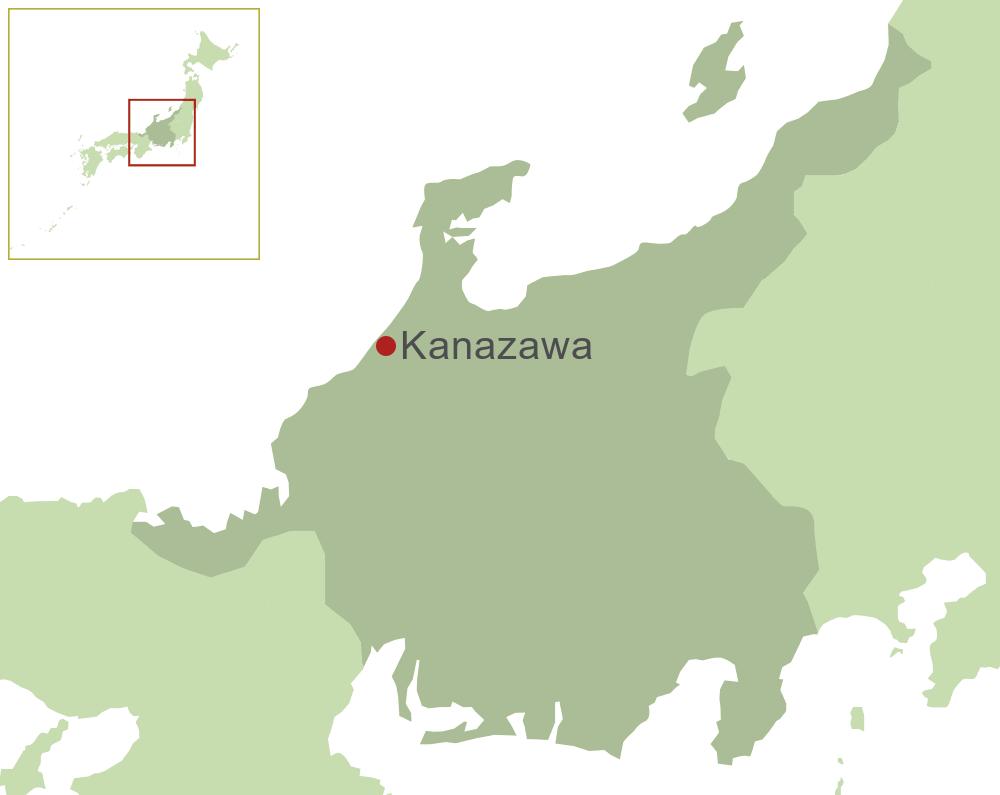 Kanazawa Japan Map Kanazawa Map | Japanese | Kanazawa, Izu, Map