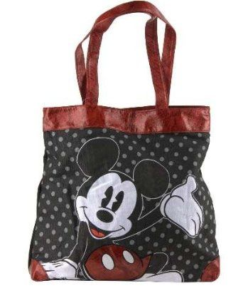 dcd15a92d6a Disney Mickey Signature Face Tote Handbag