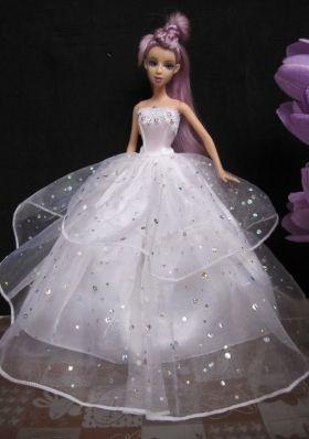 Fashionable Barbie Doll Dress in Cessnock  Fashionable Barbie Doll Dress in Cessnock  Fashionable Barbie Doll Dress in Cessnock