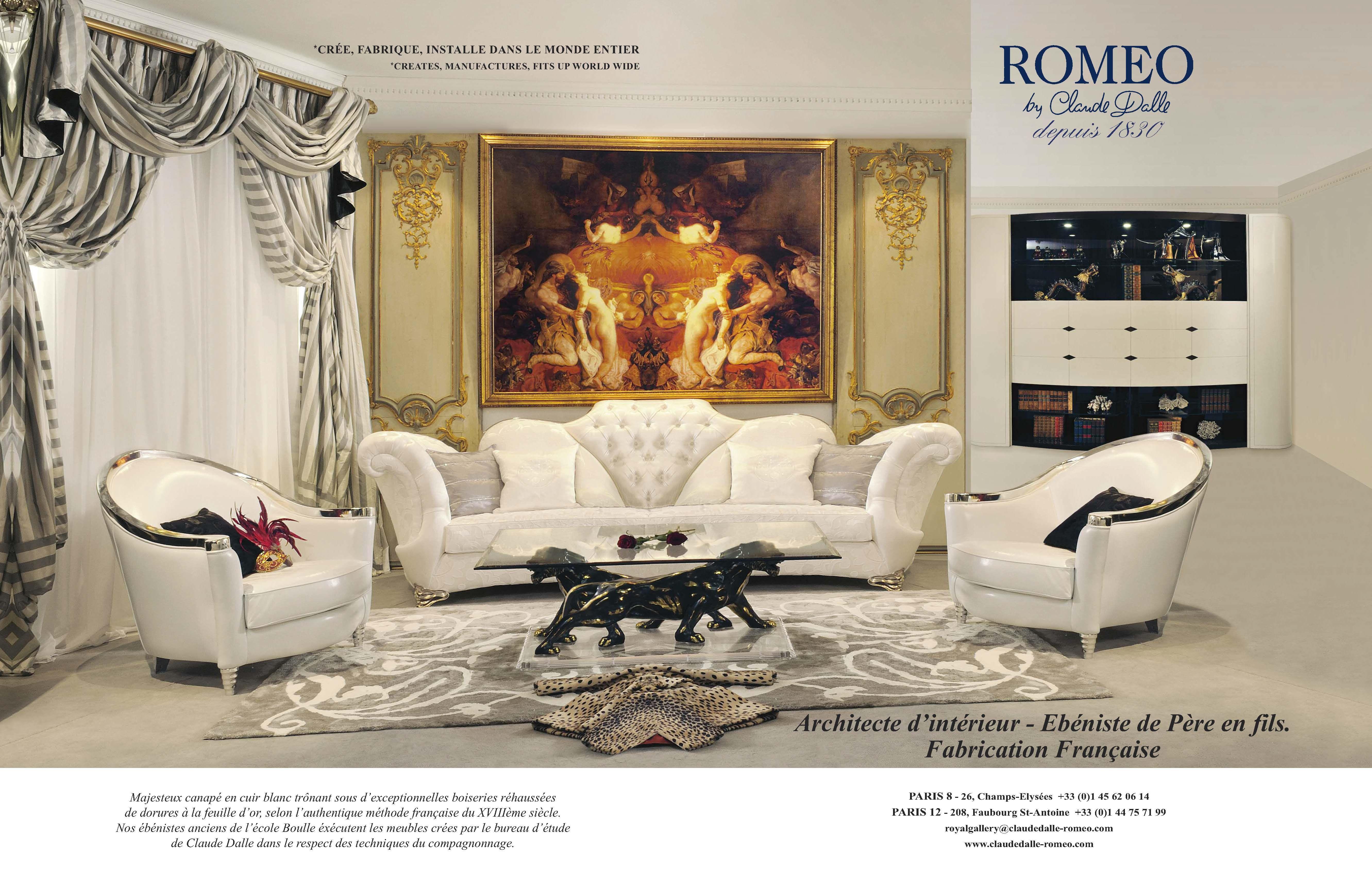 Romeo Shooting Fashion Prestigeinternational Luxuryfurnitures Interiordesign Architectureinterieure Corinnesananes Furniture Interior Design Home