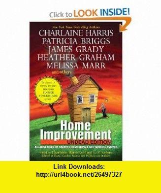 Home Improvement Undead Edition 9780441020355 Charlaine Harris