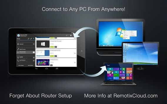 Remotix RDP Remote Desktop APK v5.2.1 Full (With images